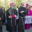 Jerusalem Palm sunday — Stock Photo #9854430