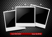 Vector photo frames — Stock Vector