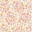 Floral vintage illustration - 
