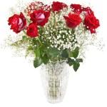 Roses bouquet — Stock Photo #10687782