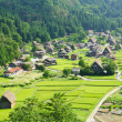 Ogimachi village — Stock Photo #8879323