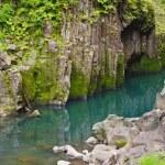 Takachiho gorge — Stock Photo
