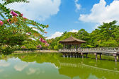 Gazebo in Nara — Stock Photo