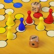 Game of Ludo — Stock Photo