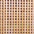 Stock Photo: Wooden grate lattice