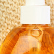 Bottle with liquid soap — Stock Photo