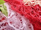 Beoutiful crochet dentelle — Photo