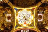 Cupola in church — Stock Photo