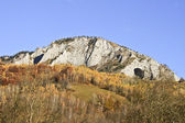 Trascu Mountains — Stock Photo