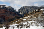 Turda gorges — Foto Stock