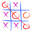 Tic tac toe — Stock Photo #10497737
