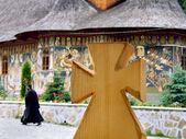 Religious scene architecture — Stock Photo