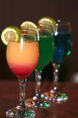 Een cocktail — Stockfoto