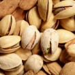 Stock Photo: Nutty background