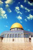 Aqsa religious forces — Foto Stock