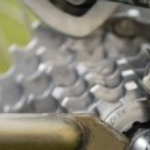 Macro Image, Rear Gear Set. — Stock Photo #10305009
