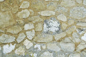 Texture of Old Church Wall. — Stock Photo