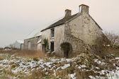 Old Derilict Farm Building. — Stock Photo
