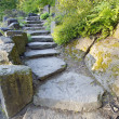 Постер, плакат: Landscape Granite Rock Stone Steps