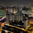 Stock Photo: Singapore Chinatown Cityscape at Night