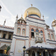 Masjid Sultan Mosque in Singapore - Stock Photo