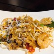 Penang Char Kway Teow Noodles - Stock Photo