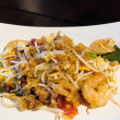 Penang Char Kway Teow Noodles — Stock Photo