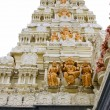 Sri Senpaga Vinayagar Hindu Temple Gopuram — Stock Photo #9133402