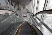 Escalators — Stockfoto