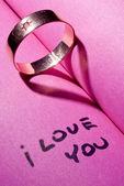 Snubní prsten — Stock fotografie