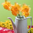 Flower in vase — Stock Photo #9974984