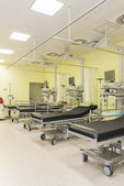 Post Operative Hospital Ward — Stock Photo