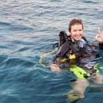 Scuba Diver — Stock Photo #8683939