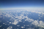 Clouds from Above — Stock Photo