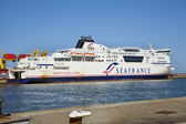 Seafrance Bankruptcy — Stock Photo