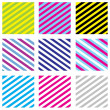 Stripes - Stock Vector