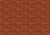 Vector brick wall — Stock Vector