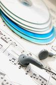 Music — Foto Stock
