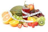 Fruit detox — Stock Photo
