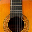 Classical guitar - Stock Photo