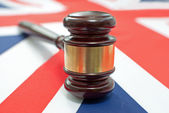 UK law — Stock Photo