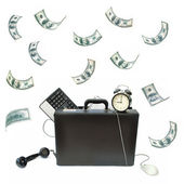 Making money — Stock Photo