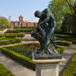 Holland Park in London — Stock Photo