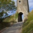 Colton's Gate at Dover Castle - Stock Photo