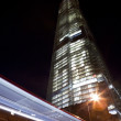 The Shard Building Under Construction — Stock Photo