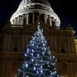 St. Paul's Cathedral at Christmas - Foto de Stock