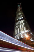 The Shard Building Under Construction — 图库照片