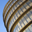 London Assembly Building in London - Stock Photo