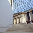 British Museum in London — Stock Photo