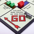 Monopoly Game - Stock Photo